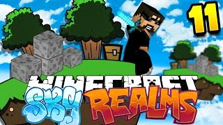 Minecraft: SKYREALMS CHALLENGE | I BECOME A ROGUE!! [11]