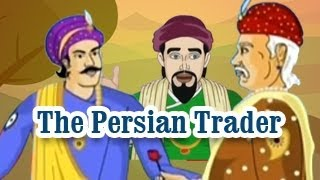 Akbar And Birbal | The Persian Trader | English Animated Stories For Kids