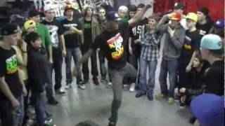 Сrush (vs Tension & J Slam) Round1