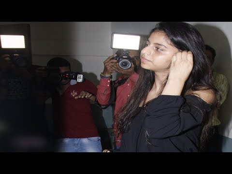 Xxx Mp4 Suhana Khan Looks Hot At Salman Khan Tubelight Special Screening 3gp Sex