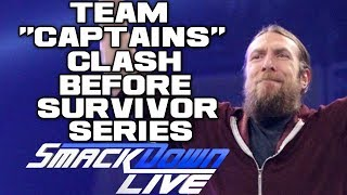 "WWE Smackdown Live Nov. 6, 2018 Full Show Review & Results: TEAM ""CAPTAIN"" NAMED FOR SURVIVOR SERIES"