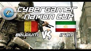 [promod] Belgium vs Iran Cybergamer Nations Cup (mp_crossfire,Bo3)(2/3)