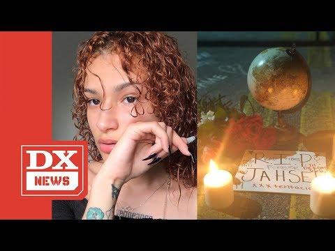 Xxx Mp4 XXXTENTACION Ex Girlfriend Geneva Ayala Kicked Out Of Vigil Has Her Memorial Gifts Burned 3gp Sex