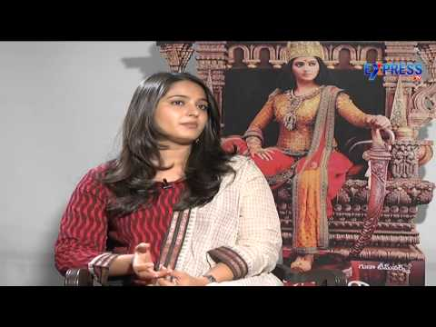 Xxx Mp4 Exclusive Interview With Rudramadevi Anushka Part 1 Express TV 3gp Sex