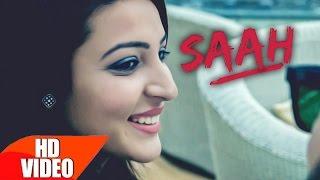 SAAH - NAV DHAMI (Full HD VIdeo) New Romantic Punjabi Songs 2016 | latest punjabi songs 2016