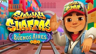 SUBWAY SURFERS - BUENOS AIRES 2018 ✔ JAKE AND 45 MYSTERY BOXES OPENING