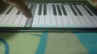 Momentos de tristeza de Catalina (instrumental piano) sin senos si hay paraiso
