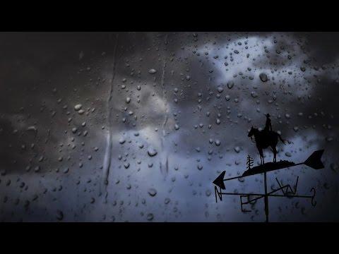 PLUIE TONNERRE Et Vent Fort La Nuit ♪ Relaxation Sommeil Etude Meditation Spa 🎧 TV RELAX