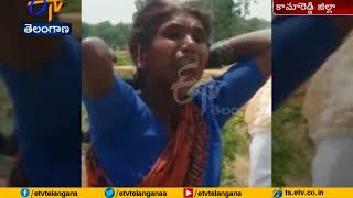 Bike Thieves Snatching Jewellery Chain from Women | at Lachapet | Kamareddy Dist