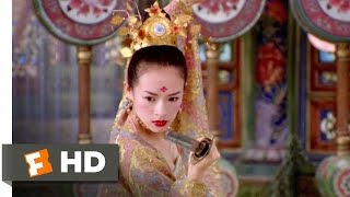 House of Flying Daggers (2/8) Movie CLIP - Fighting Blind (2004) HD