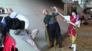 Otakon 2012 - Friday, July 27 - Suikoden Photoshoot Part 3