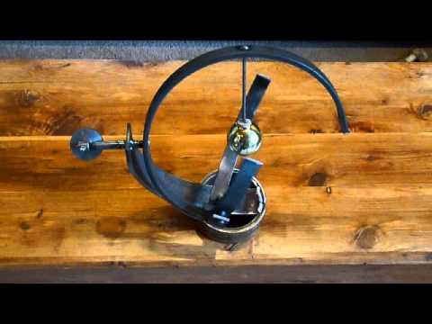 3D Triple Pendulum