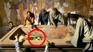 صدمة 3000 سنة !! 2 غرف لم تفتح منذ زمن الفراعنة وجدوا مفاجئة صادمه !