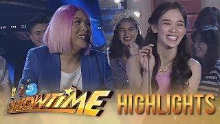 "It's Showtime PUROKatatawanan: ""Ate Girl"" Jackque wins over Vice"