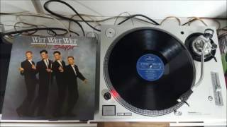 Wet Wet Wet - Sweet Little Mystery (LP)
