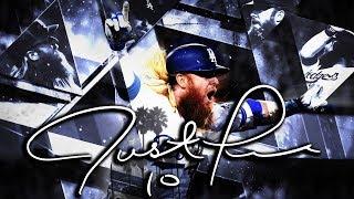 Justin Turner   2017 L.A Dodgers Highlights ᴴᴰ