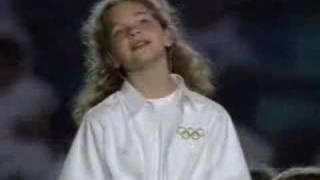 Power of dreams (celien dion) 1996 atlanta olympics closing
