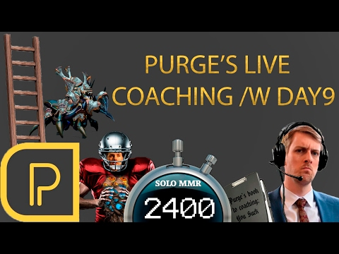 Live Coaching Day9 on Nyx