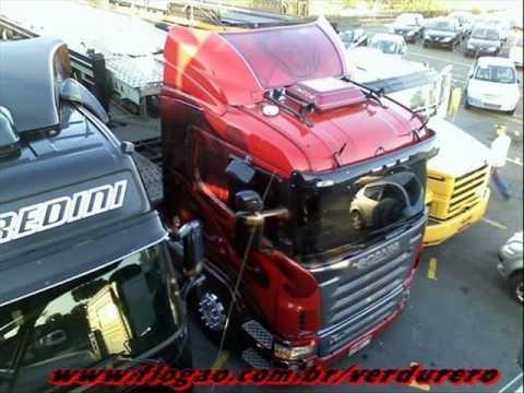 Só caminhões