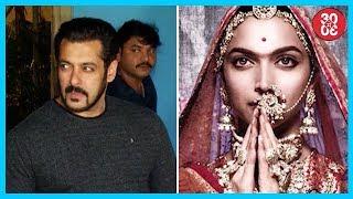 Salman Khan To Be The Chief Guest At IFFI, CBFC Returns Padmavati To Its Makers