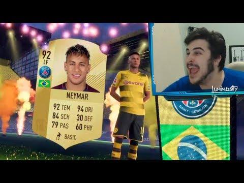Xxx Mp4 TIREI O NEYMAR NO FIFA 18 PACK OPENING MONSTRO FIFA 18 Ultimate Team 3gp Sex