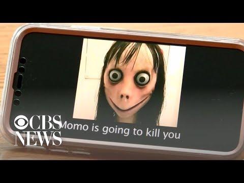 Xxx Mp4 Quot Momo Challenge Quot Spurs Girl 39 S Dangerous Behavior Mom Says 3gp Sex
