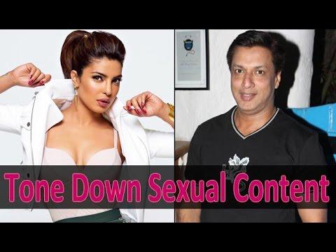 Xxx Mp4 Priyanka Chopra Asks Madhur Bhandarkar To Tone Down Sexual Content In Madamji 3gp Sex