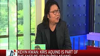 Headstart: Kris Aquino confirmed to join 'Crazy Rich Asians' cast