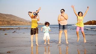 Our Trip to Zuma Beach Malibu - Vlog Post - Hvlog