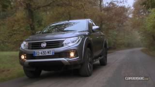 Essai - Fiat Fullback 2016 : dans la mêlée