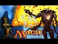 MtG Modern Gameplay - Jeskai Ascendancy Storm VS Affinity