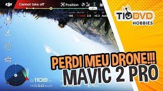 PERDI MEU DRONE DJI MAVIC 2 PRO EM MILAGRES BAHIA