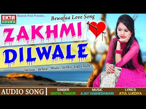 Xxx Mp4 Zakhmi Dilwale Shital Thakor 2017 New Hindi Audio Bewafaa Love Song 3gp Sex