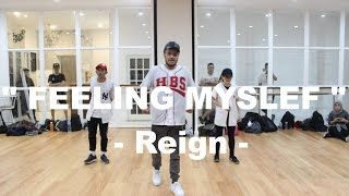 Feeling Myself - Will.I.am ft. Miley Cyrus, Wiz Khalifa & French Montana | Reign Choreography