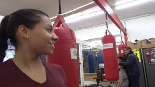 boxing star KING TUG hands out black eyes to all sparring partners EsNews Boxing