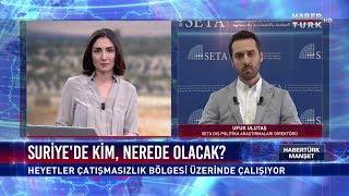 Habertürk Manşet - 22 Haziran 2017 (Suriye)