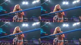 Madison vs. Winter vs. Mickie vs. Angelina vs. Velvet vs. Tara / Impact / April 5, 2012