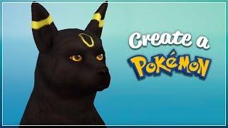 "Eevee, Espeon & Umbreon | The Sims 4 ""Create a Pokémon"" (CAP) Ep23, Part 1/3"