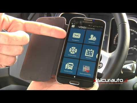 Xxx Mp4 Il Cronotachigrafo Digitale A Portata Di Smartphone Con SmartLink VDO 3gp Sex