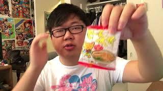 Tasting Japanese Snacks (Freedom Japanese Market September 2017)