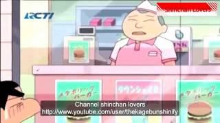 Shinchan Malay - Perpisahan Kali Pertama