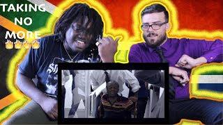 Da L.E.S - Taking No More feat. Khuli Chana & Tshego REACTION || King Demi & BUJ Reaction