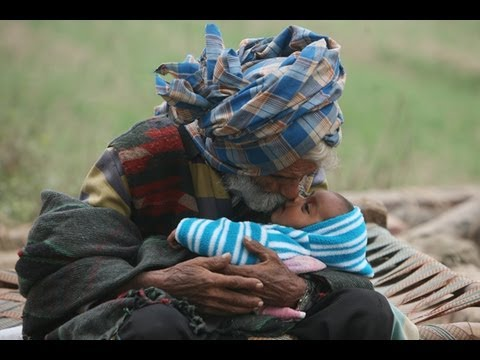 World's Oldest Dad Has Son at 96