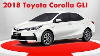 2018 Toyota Corolla GLI | Pakistan