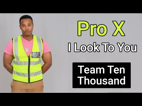 Pro  X - I look To You [TTT Promo]