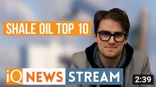 Top 10 Biggest Shale Oil Porfolios - News Stream