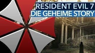 Resident Evil 7 - Die geheime Story erklärt