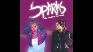 Sparks - Karla Vázquez & Hilary Duff feat. DOMAC (Spanglish Version)