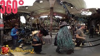 What's My Name: Behind the Scenes | 360° | Descendants 2