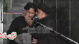 Zakir Iqbal Shah Bajar Wala Majlis 1 muharram thokar niaz baig lahore 2018
